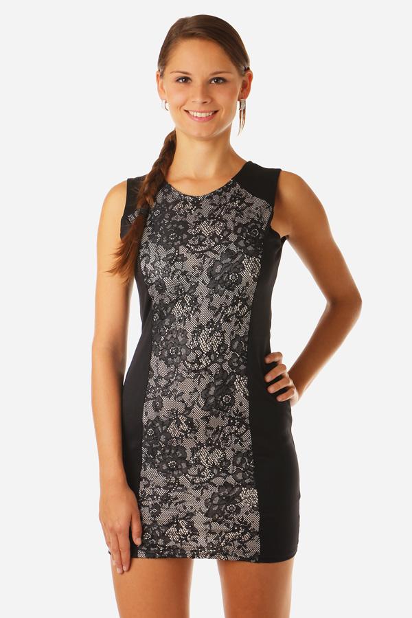 484591232d0 Dámské elegantní šaty s krajkou