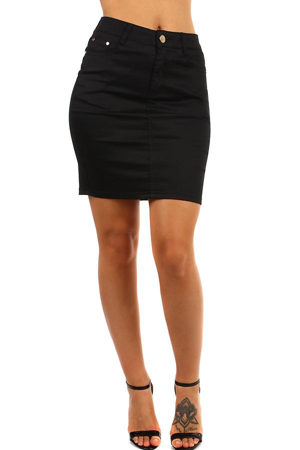 Dámská pouzdrová sukně - i pro plnoštíhlé a735a0d36e