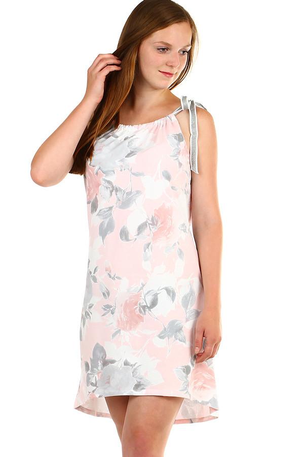 9a24e81369e8 Dámské plážové šaty s potiskem
