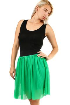 c6130abb038a Dámská zelená krátká sukně 449 Kč 689 Kč