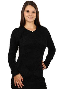 Teplý svetr z příjemného materiálu 03413725fc