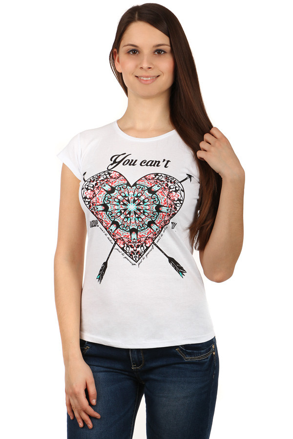 Může se Vám také líbit. Dámské žebrované triko 8db560ae0d